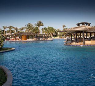 Pool Steigenberger Al Dau Beach Hotel