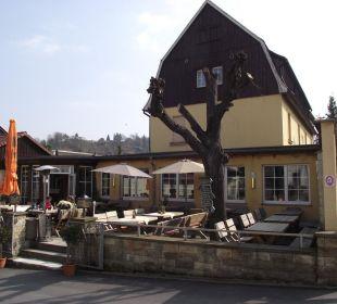 Aussenrestaurant Ettrich's Hotel