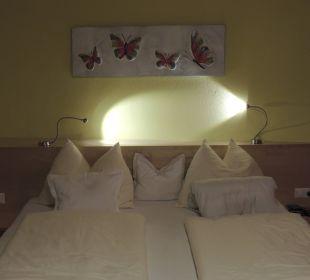 Schönes Bett! Sportbauernhof Hochalmblick