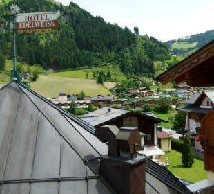 Hotelturm Edelweiss Grossarl - Der Stern in den Alpen