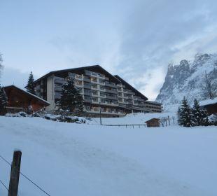 Ansicht von Süden Sunstar Alpine Hotel Grindelwald