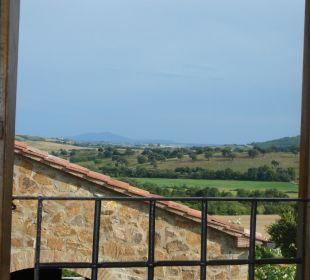 Zimmer Richtung Argentario Casa Montecucco