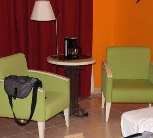 Sitzecke Hotel Quinta Avenida Habana