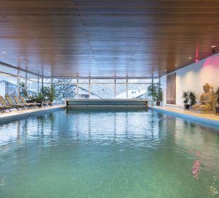 Pool Sunstar Alpine Hotel Wengen