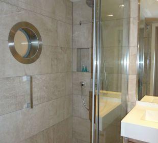 Dusch-Nische mit Billauge Hotel Neptun