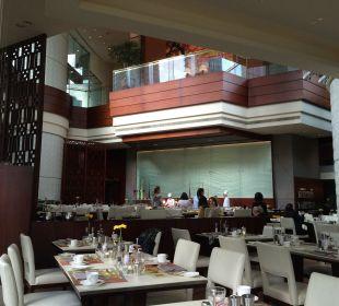 Frühstücksraum Conrad Hong Kong