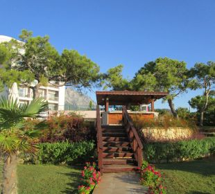 Beach Bar - Elite Seite Kilikya Palace Göynük