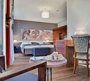 Junior Suite Bucht & Seeseite Belvédère Strandhotel