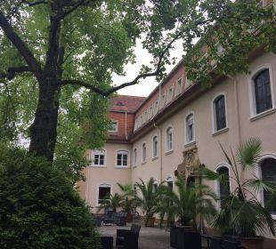 Außenansicht Kloster Maria Hilf