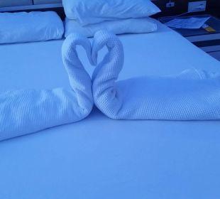 Freundliches Personal Hotel Grand Zaman Beach