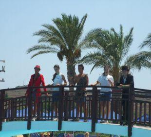 Die tollen Animatoren Hotel Horizon Beach Resort