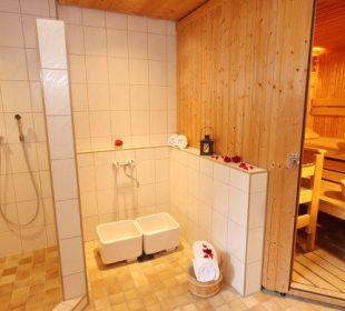 Saunabereich Haus Peter Paul