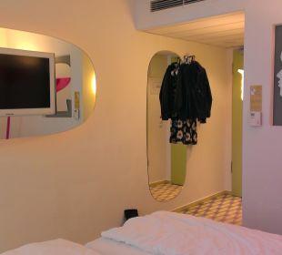 Designzimmer (Doppelzimmer) prizeotel Bremen-City