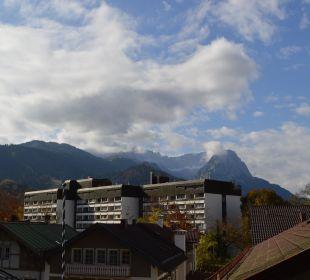 Das Hotel Mercure Hotel Garmisch Partenkirchen