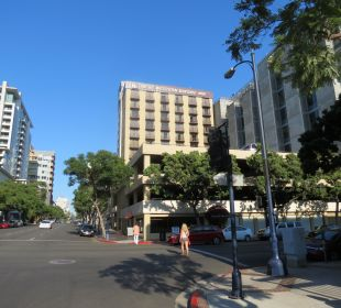 Hotel vom Hafen aus Best Western Hotel Bayside Inn