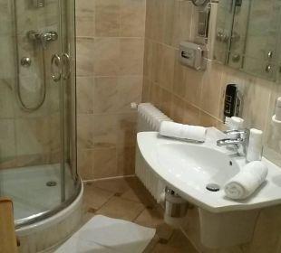 210 - Badezimmer Hotel Central Vital