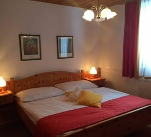 Schlafzimmer App. 1 Ferienhaus Monika Winter