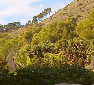 Blick auf dem Berg Hotel Don Antonio