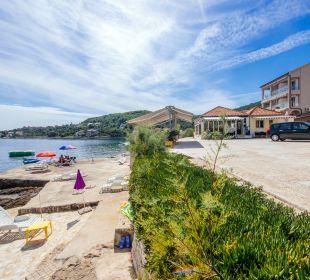 Ausblick Pension Villa Baroni