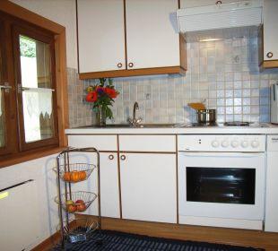 Küche Ferienwohnung Winkler