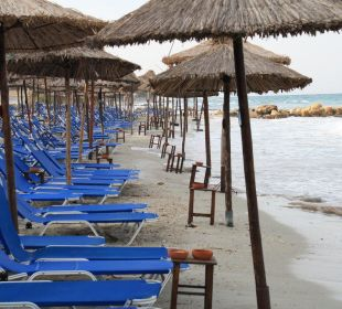 Der Strand der Strandbar
