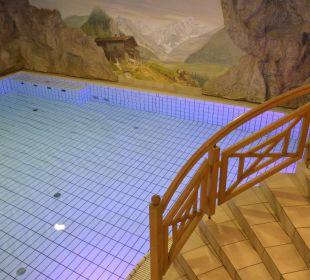 Im Gletscherbad Sportiv-Hotel Mittagskogel