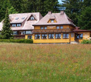 Haupthaus Hotel Peterle