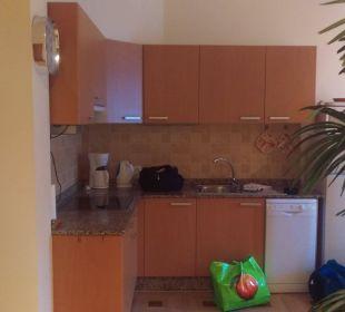Küchenbereich Apartments Ultra Tres