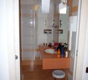 Bad von Zimmer 301 Hotel Villa Angelina