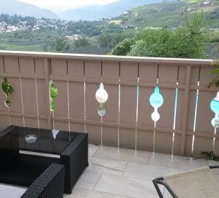 Balkon Pension Schweigkofler