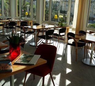 Frühstücksraum Inselhotel Rügen B&B