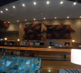 Recepcja  Gloria Palace Amadores Thalasso & Hotel