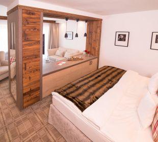Beispiel Wohnbereich Doppelzimmer Comfort Parkhotel Frank