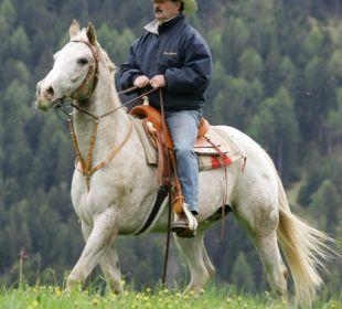 Die unendliche Freude mit Pferden Hotel Hubertushof