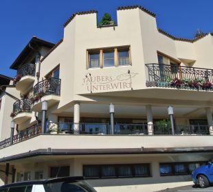 Das Hotel.. Hotel Taubers Unterwirt