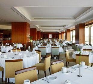 Let´s Eat Restaurant - breakfast area Hotel Corinthia Prag