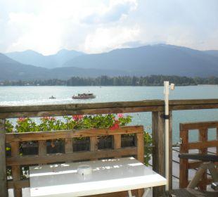 Vom Balkon Romantik Hotel Im Weissen Rössl