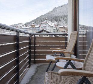 Balkon - Sunstar Hotel Wengen Sunstar Alpine Hotel Wengen