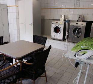 Waschmaschinen Raum