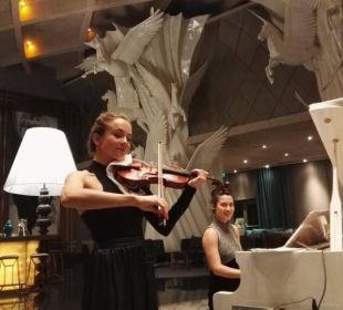 Tolle Live Musik, jeden Abend! Maxx Royal Belek Golf Resort