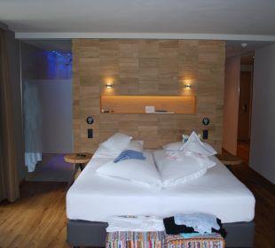 Duppelzimmer Hotel Schwarzenstein