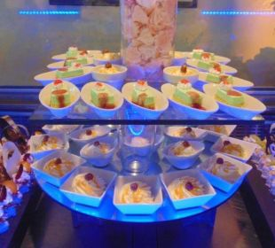 Dessert Hotel Hilton Hurghada Plaza