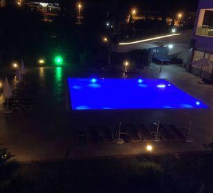 Kleiner Ruhe Pool  Hotel Titan Select