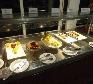 Süßes zum Nachtisch Hotel Lanka Princess
