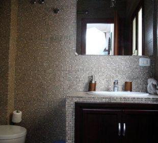 Bagno in camera Hotel Globetrotter