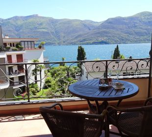 Blick von der 3. Etage Sunstar Boutique Hotel Villa Caesar