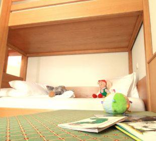 Kinderzimmer Edelweiss Familotel Oberkarteis