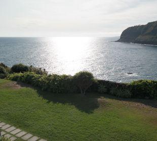 Ausblick Caloura Hotel Resort