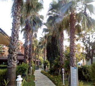Gartenanlage Maxholidays Hotels Stone Palace Side