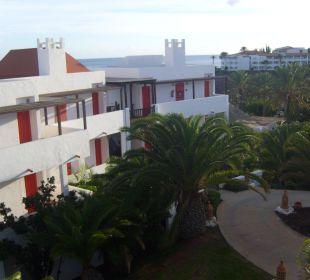 Blick vom Balkon Fuerteventura Princess